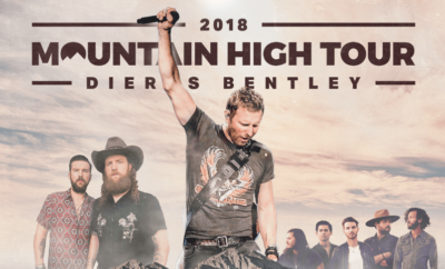Dierks Bentley's Mountain High Tour coming to the Pavilion