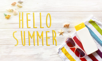 hello summer june