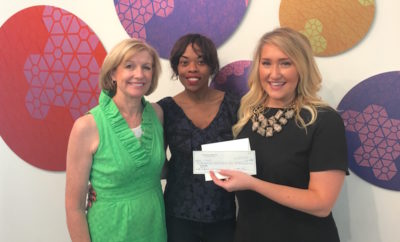 Canopy, a cancer survivorship center at Memorial Hermann The Woodlands Medical Center, was a proud recipient of funds recently raised at the inaugural Art N Fashion Show.