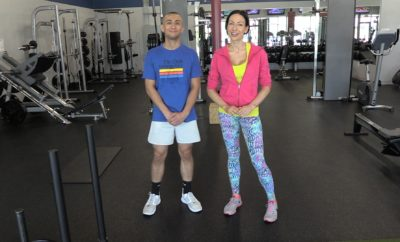 Interval Circuit Training at Fit Club 24