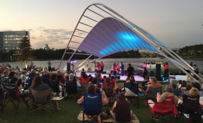 Photo: Rock the Row concert series returns to Hughes Landing this summer on Thursday nights.