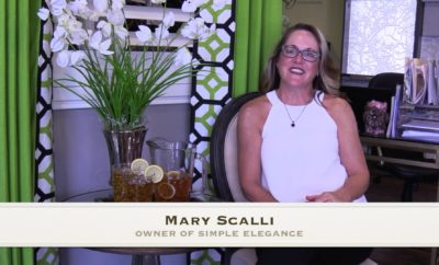 Meet Mary Scalli, one of the 16th Annual House Beautiful Show speakers and owner of Simple Elegance, in our video interview.