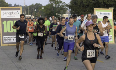 Woodforest National Bank and the City of Conroe announce registration is open for the 9thAnnual Woodforest Charity Run scheduled for Saturday, September 22 at Heritage Place Park in downtown Conroe.