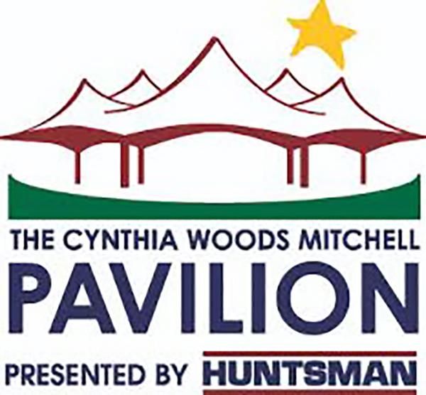 cynthia woods pavilion logo