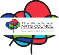 The Woodlands Arts Council Square Logo