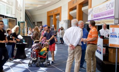 The 16th Annual Fall House Beautiful Show kicked off on Saturday, September 8 at The Woodlands Waterway Marriott with over two-hundred home improvement professionals who can make an idea or dream a reality.