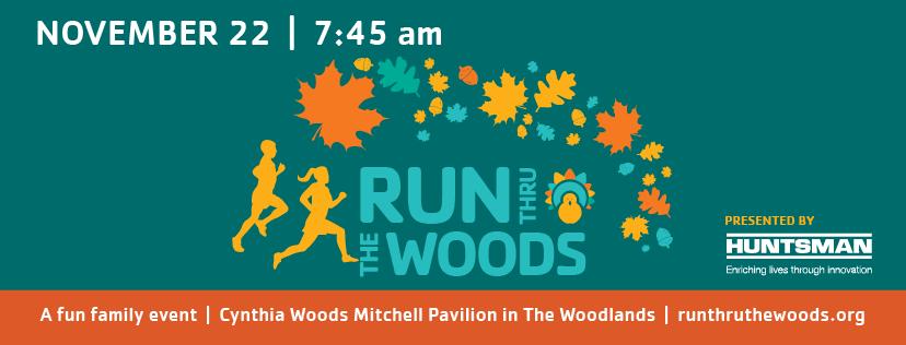 ymca run thru the woods 2018