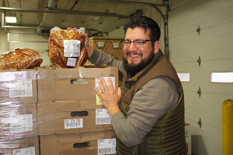Tis' the season to give back and  H-E-B did just that when they graciously donated 2,560 turkeys to the Montgomery County Food Bank (MCFB) to distribute to those in need during the holidays.