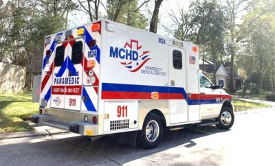 Montgomery County Hospital District is ranked #1 in the U.S. for customer service for the fourth-consecutive year, according to a report analyzed by an independent company, EMS Survey Team.