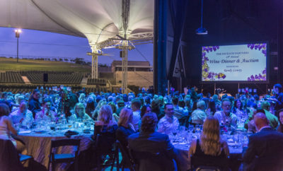 Pavilion Partner Wine Dinner 2017 Cynthia Woods Mitchell Pavilion