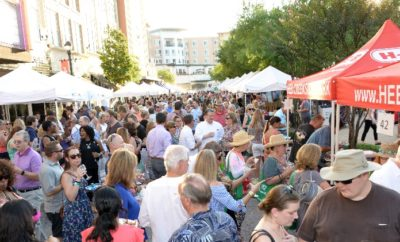 Wine & Food Week 2019 returns to The Woodlands for a week-long multi-faceted extravaganza, reuniting scores of culinary talent and drawing avid foodies and wine enthusiasts from across the region June 3-9, 2019.