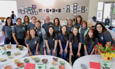 14th annual empty bowls at the john cooper school by hello woodlands rod prado
