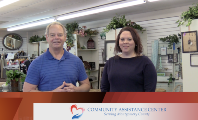 Nonprofit of the Month CAC community assistance center