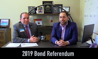 Conroe ISD Bond Referendum