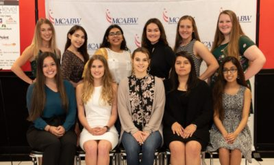 2019 MCABW Scholarship Winners