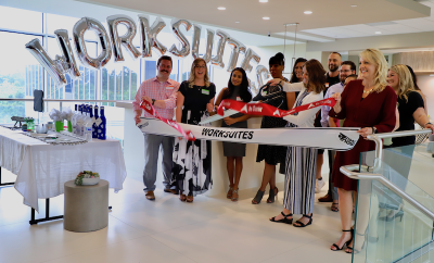 WORKSUITES The Woodlands Grand Opening Hello Woodlands Rod Prado 2019