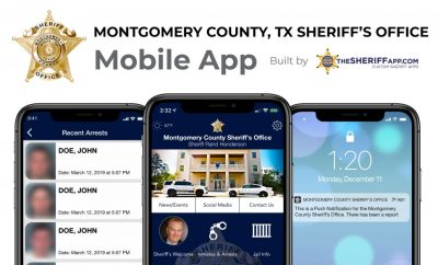 MCTXSheriff Unveils New Mobile App to Connect with Community