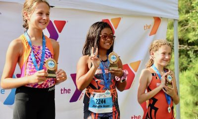YMCA Kids Triathlon Rod Prado Hello Woodlands