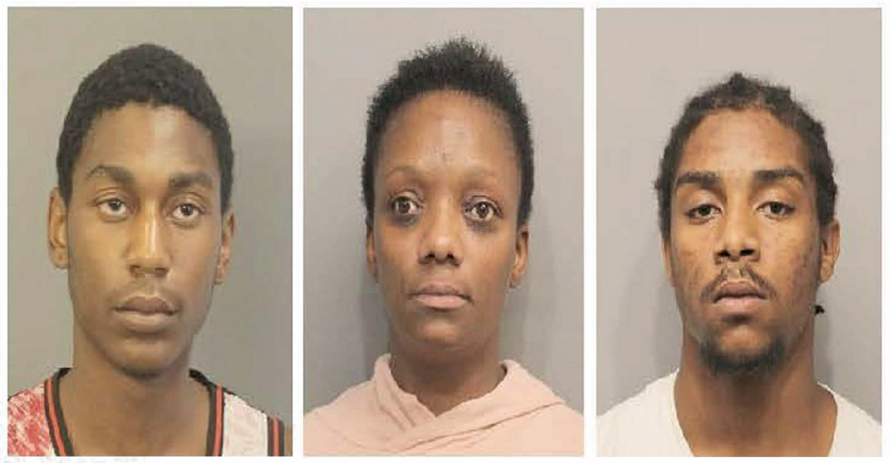 Montgomery County Sheriff's Office arrest three in human trafficking investigation