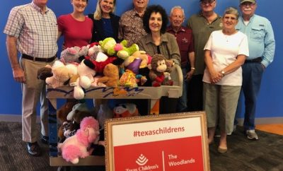 woodlands kiwanis bear project