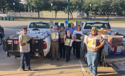 stuff the bus guaranty bank and trust conroe