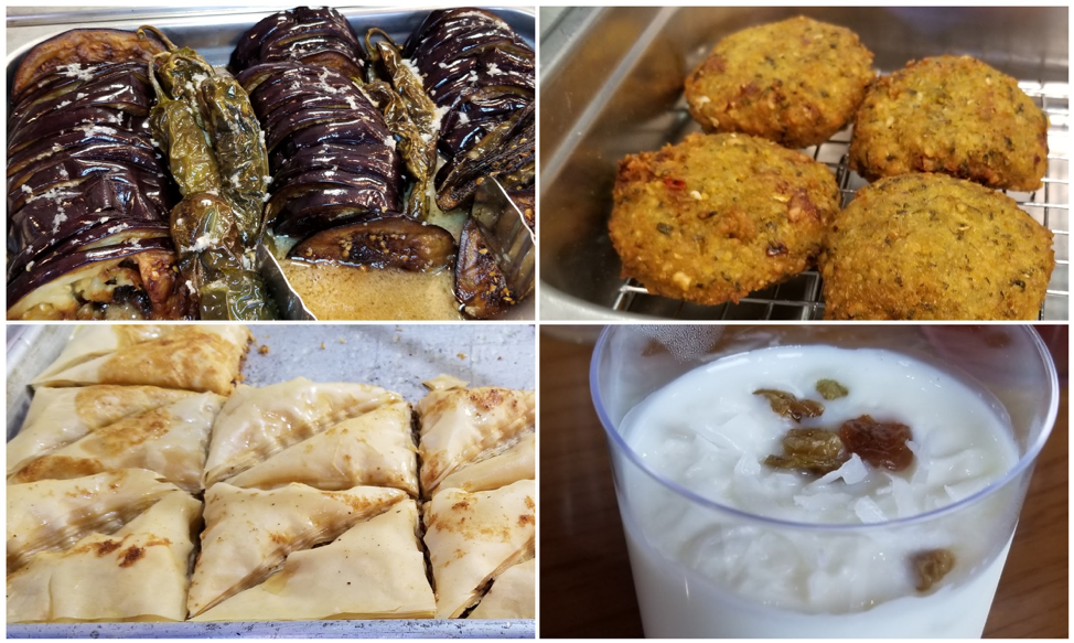 Ta'bleyah Mediterranean Cuisine. Photo by Nick Rama.