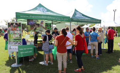 The Woodlands Township hosted the 22nd annual Woodlands Landscaping Solutions, a free event on Saturday, September 28 at The Recreation Center at Rob Fleming Park.