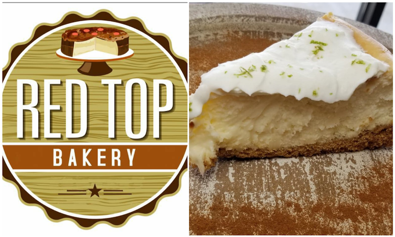 Red Top Bakery, Key Lime Cheesecake photo by Nick Rama