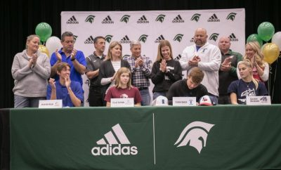 Woodlands Christian Academy Signing Day