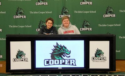 cooper early signing day