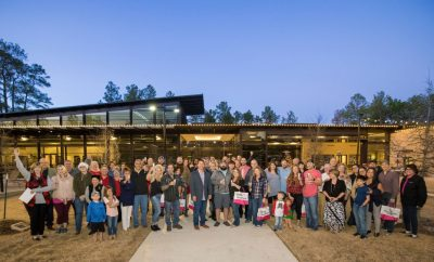 The Woodlands Hills Founders Club Plaque Ceremony 2019