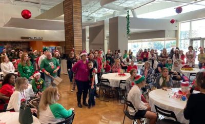 Montgomery County Foster Care Coalition 2019 Jingle Bell Christmas Party