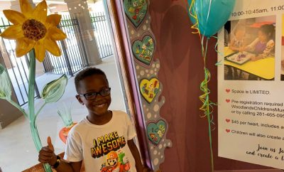 woodlands children's museum februrary 2020