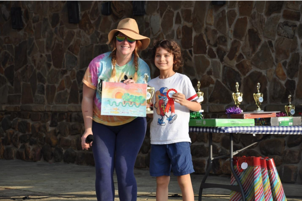 arts in the park township