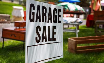 GCP grand central park garage sale