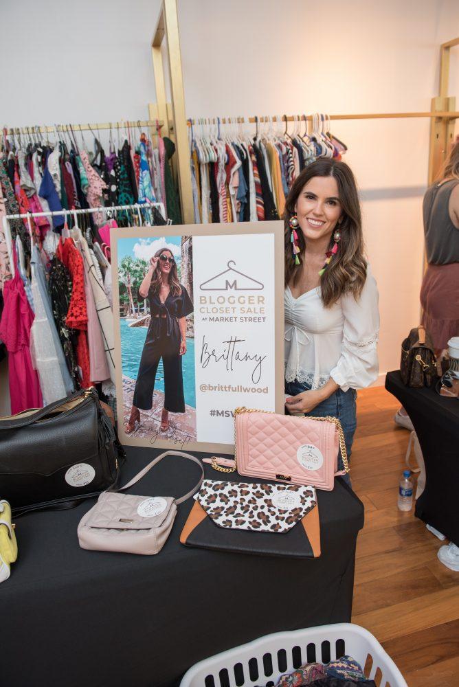 Blogger Closet Sale Market Street 2020