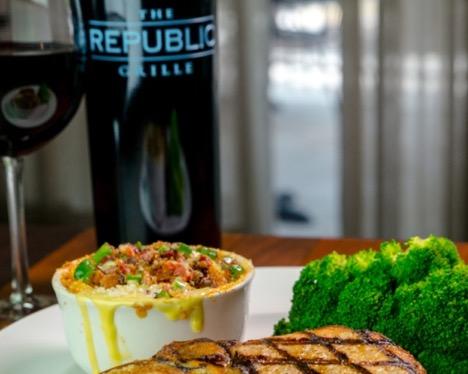 The Republic Grill