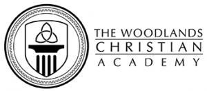 TWCA woodlands christian academy logo