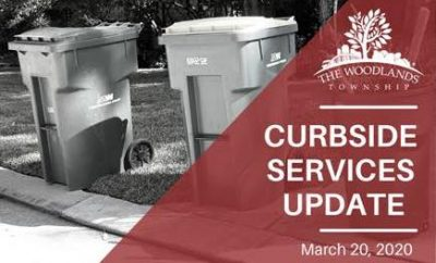 waste management curbside trash update