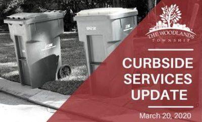 waste management curbside trash update