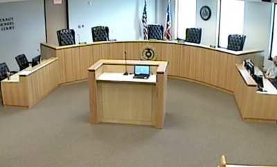 Commissioners Court Emergency Meeting