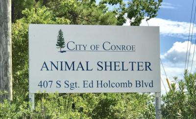 Conroe Animal Shelter