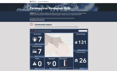 Montgomery County Coronavirus