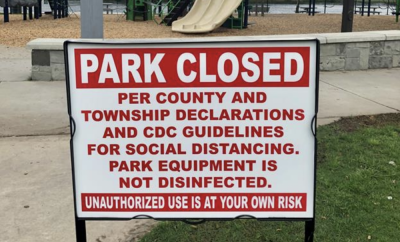 The Woodlands Township closes parks
