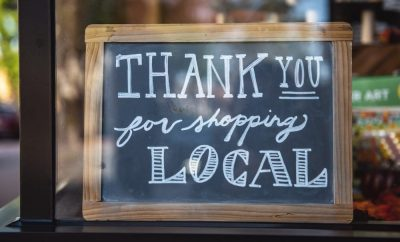 Thank You For Shop Local