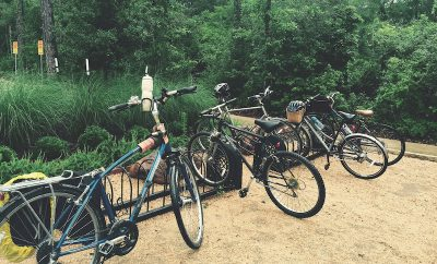The Woodlands Township cancels all events and activities for Bike The Woodlands Month during the month of May.
