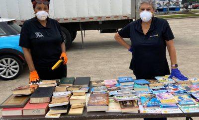 children's books on wheels community assistance center