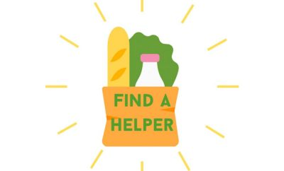 FInd a Helper