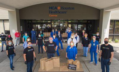 Howard Hughes Appreciation Lunch 2020 healthcare workers