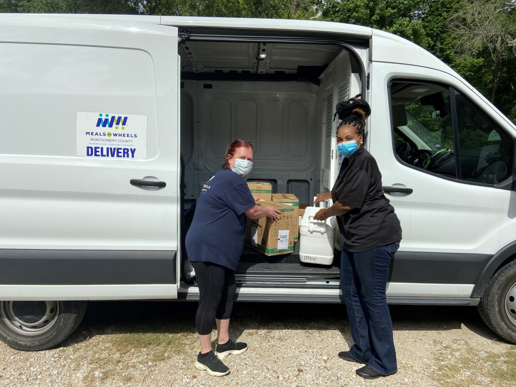 MOWMC delivers food CBOW 2020
